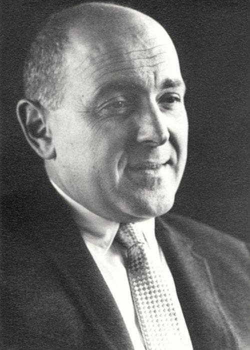 Stanley Sternberg, 1959
